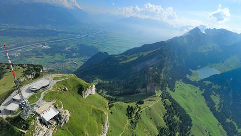 Hoher Kasten v. Montlinger Schwamm (1790 m)