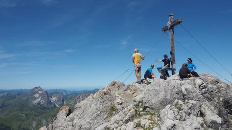 Biberkopf 2599m