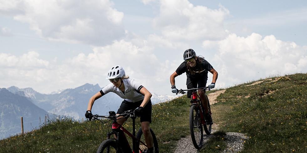 Mountainbike Guide Ausbildung - BIKEPRO