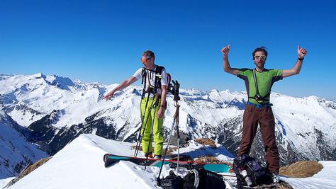 Windeggerspitze 2331m