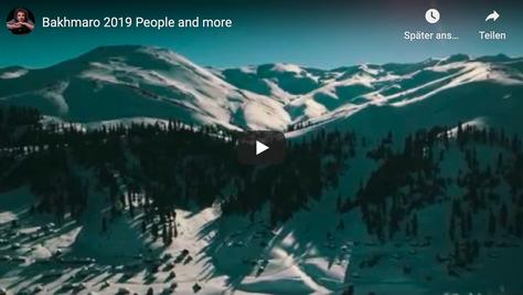 Skitour Georgien / Bakhmaro