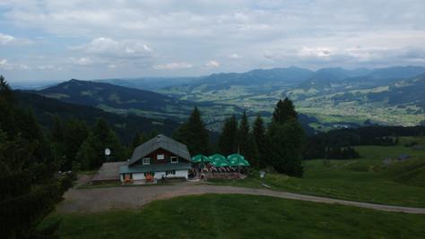 Bödele – Lustenauer H. – Bregenzer H.