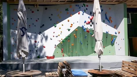 Boulderhalle Bregenz