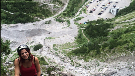Klettersteig Lünersee