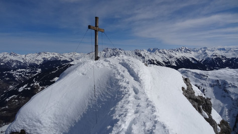 Tschaggunser Mittagspitze (2168 m)