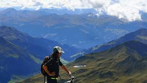 Sulzfluh 2.818 m.ü.M. - Gipfel der Freiheit.
