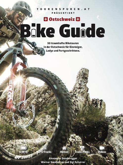 Bike Guide Ostschweiz - Band 3