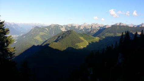 Gurtisspitze (1778 m)