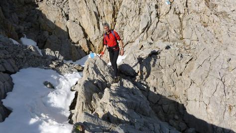 Säntis (2501 m) – Altmann (2436 m)