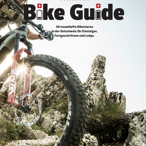 Bike Guide Ostschweiz