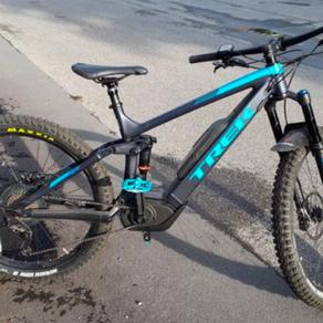 VERKAUFT! TREK Powerfly LT8 2018 Mountainbike