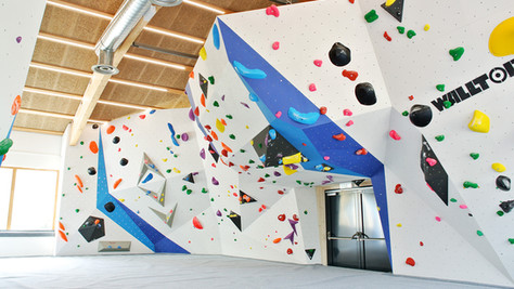 Blockmonkey Boulderhalle
