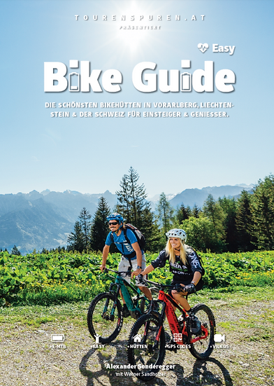 Bike Guide Band 2 - Easy