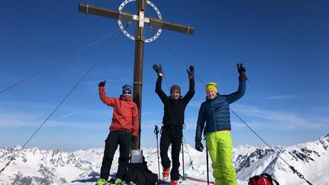 Östliche Eisentaler Spitze (2753m)