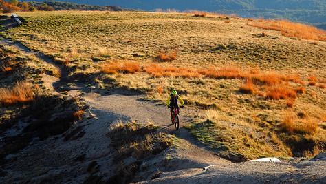 Hochspannung am Monte Lema im Tessin