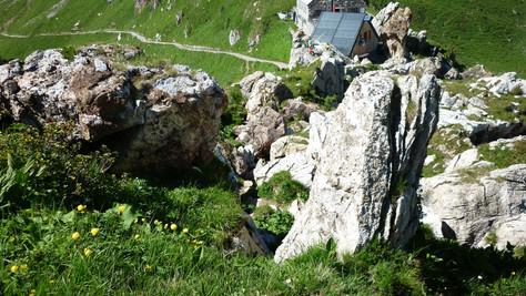 Pfälzer Hütte – Schesaplana (2965 m)