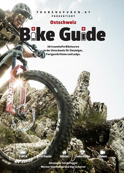Bike Guide Band 3 - Ostschweiz