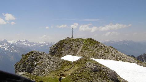 Gamsfreiheit ab Marul (2211 m)