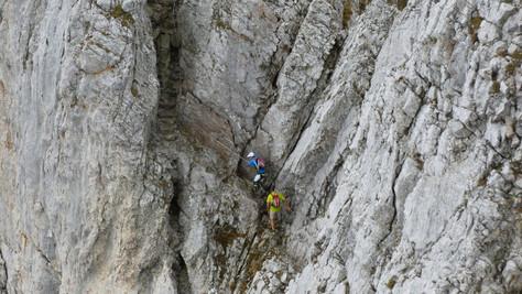 Säntis (2502 m) ab Wasserauen