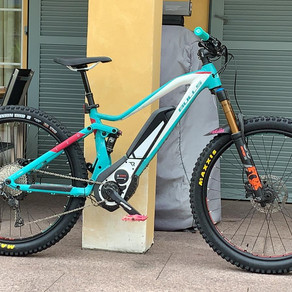 Damen Enduro EMTB