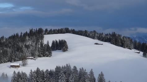 Bödele – Lustenauer Hütte