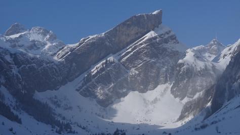 Säntis (2501 m)