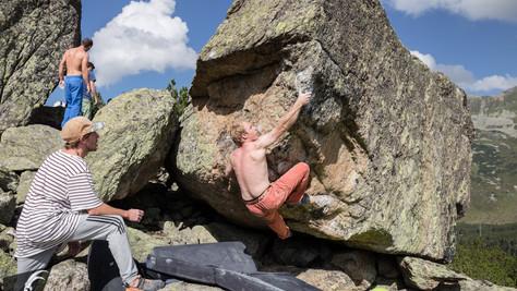 Boulder OUTDOOR SILVAPARK – Galtür