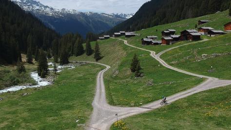 Roßberg Alpe