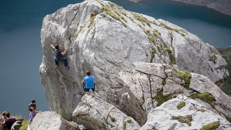 Boulder OUTDOOR ROTE WAND – Arlberg
