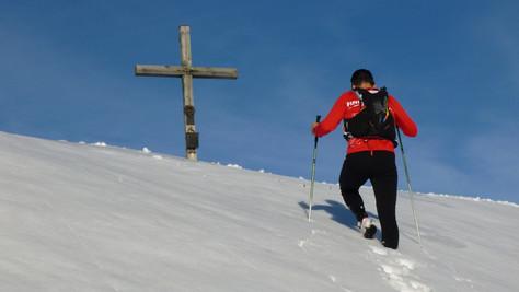 Hirschberg-Trailrun + Klettersteig