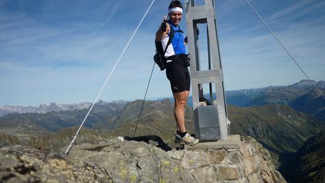 Westl. Plattenspitze (2883 m) – Hochmaderer (2823 m)
