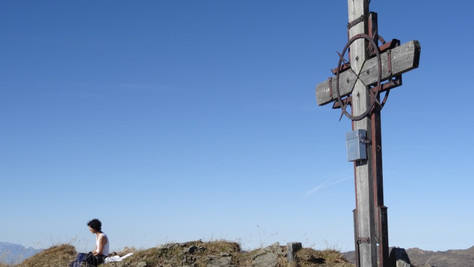 Zafernhorn (2107 m)