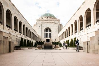 The Australian War Memorial - Canberra