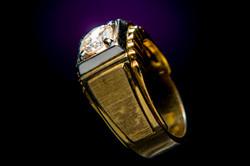 Jewellery-Photography-Mount-Druitt-Gold-Diamond-Ring