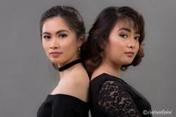 Photographer-Riverstone-Studio-Portrait-Two-Siblings-Pose