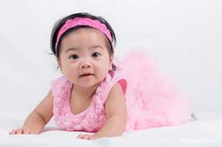 Shanes-Park-Photographer-Baby-Pink-Dress-Portrait