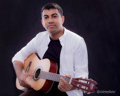 Artist Headshots-Guitar Pose