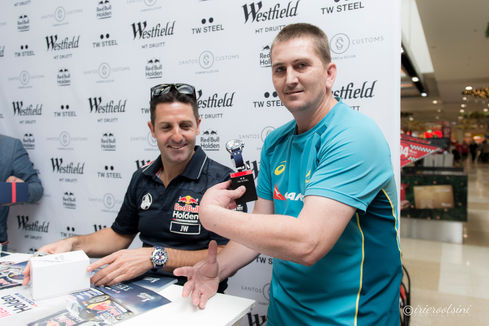 Jamie Whincup-Autograph Watch-39
