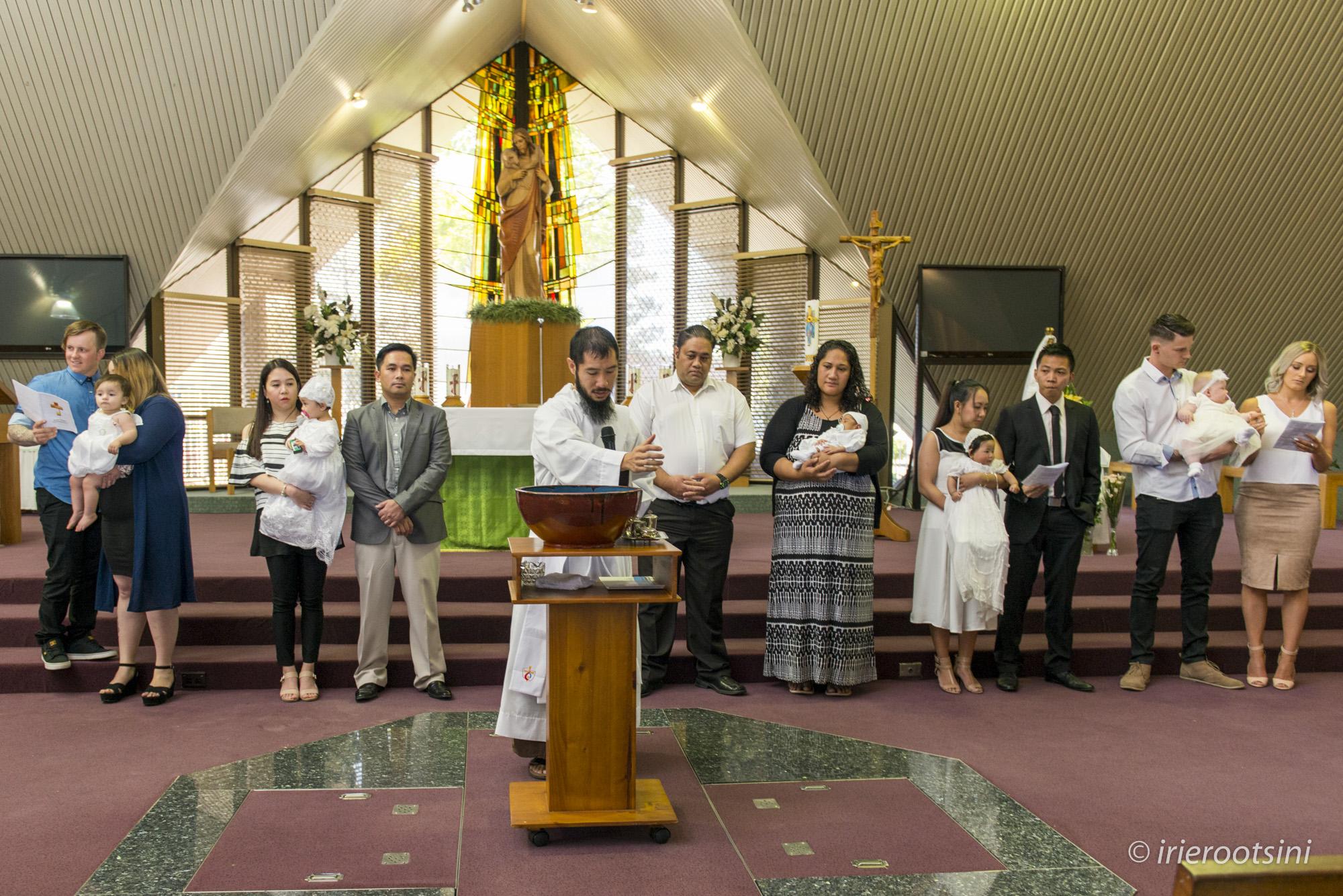 The Good Shepherd Parish Plumpton Baptism