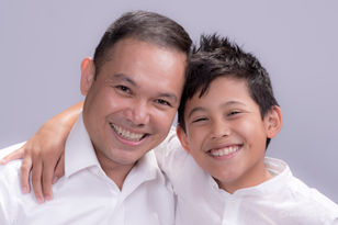 Father and Son Portrait - Kellyville-1.j