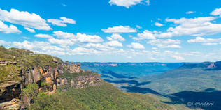 The Three Sisters - Katoomba, NSW