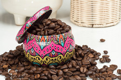 Product-Photography-Prospect-NSW-Can-Coffee-Beans-Overflowing