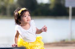 Baby-Girl-Yellow-Tutu-Outdoor-Photography