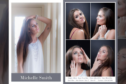 Model Composite-Photographer-Penrith-Syd