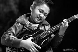 Photographer-Bungarribee-Boy-Guitar-Hero-Shot-Portrait