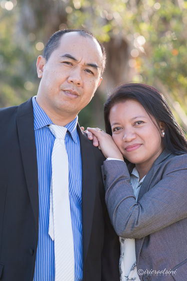 Couples Portrait Outdoors-Rooty Hill-1