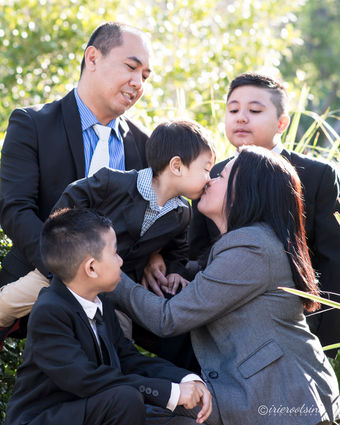 Family Portrait Outdoors-Rooty Hill-2