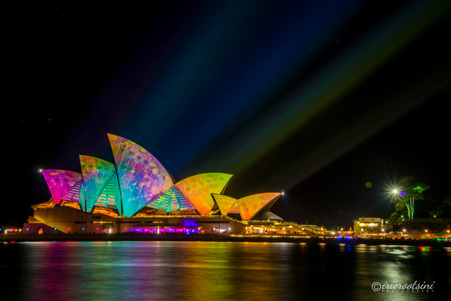 Sydney Opera House - Vivid Sydney