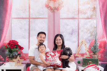 Christmas Mini Session - Bungarribee-5.j