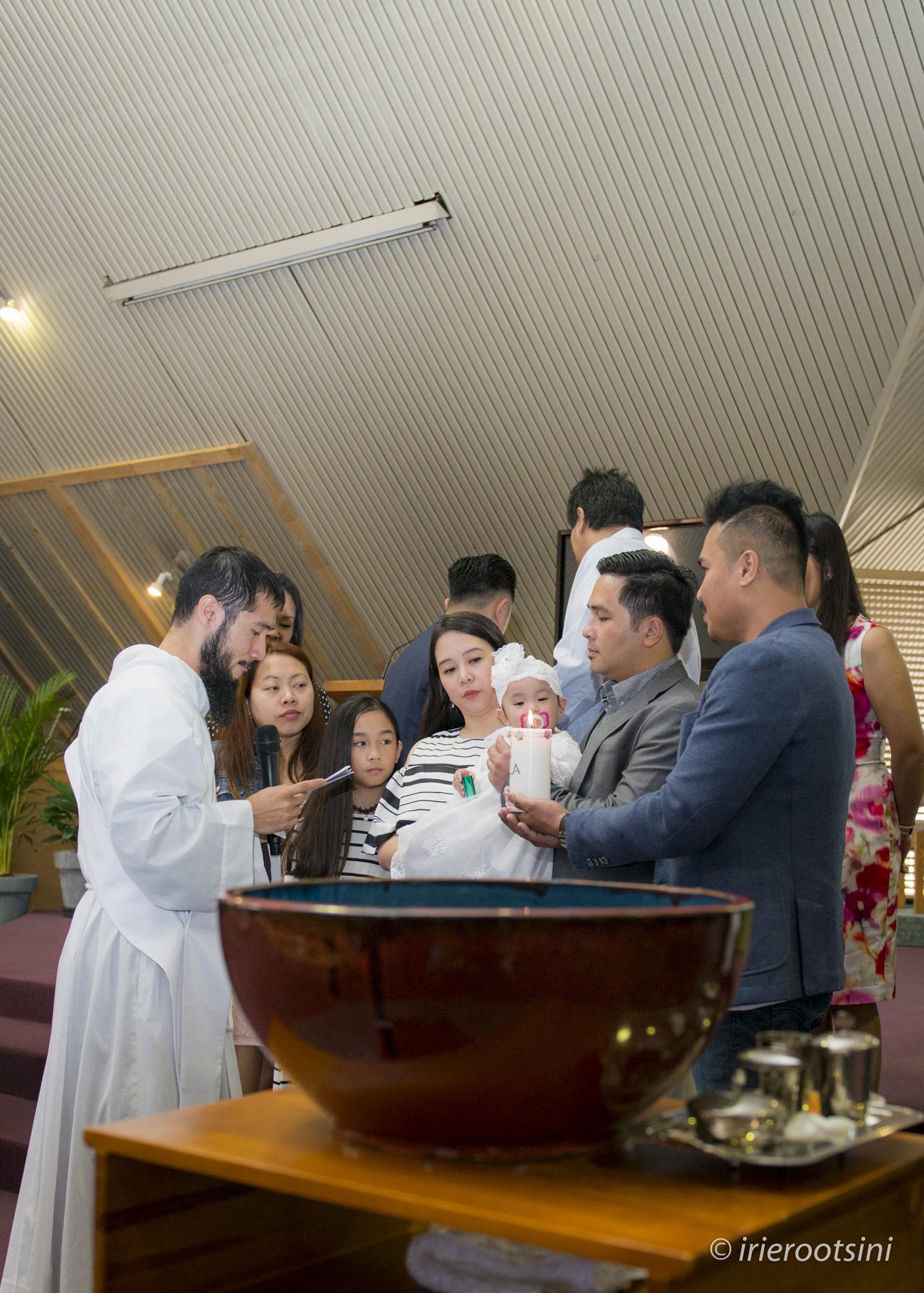 The Good Shepherd Parish Plumpton Christening